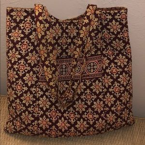 Vera Bradley Tote Bag EUC